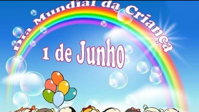 Comemorações do Dia Mundial da Criança