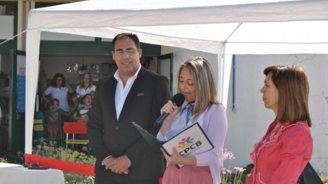 CPCB inaugura Parque Infantil Adaptado