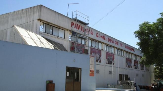 Requalificação do Pavilhão Gimnodesportivo de Almodôvar