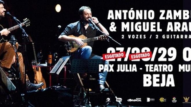 Crédito Agrícola patrocinador oficial de concertos de Zambujo e Araújo