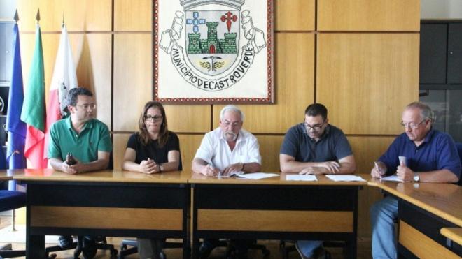 Castro Verde assina Acordo Colectivo de Entidade Empregadora Pública