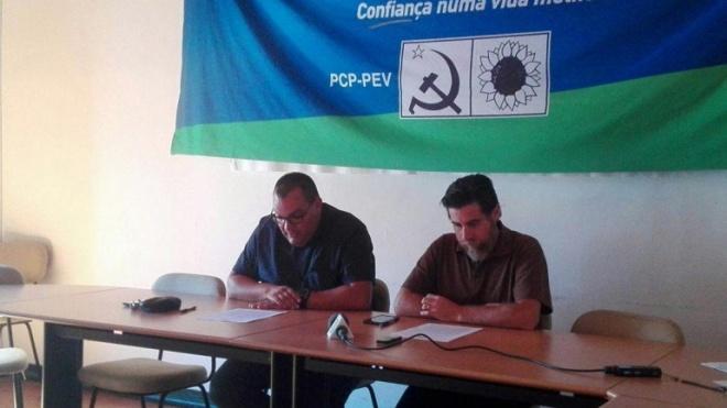 PCP afirma que não houve avanços em projetos importantes para o distrito