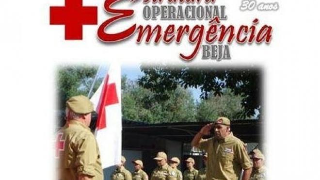 Comemorações da estrutura operacional de Emergência da CVP em Beja