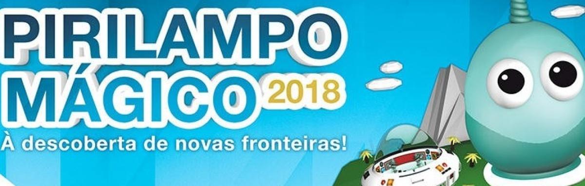 "Campanha ""Pirilampo Mágico"" 2018"
