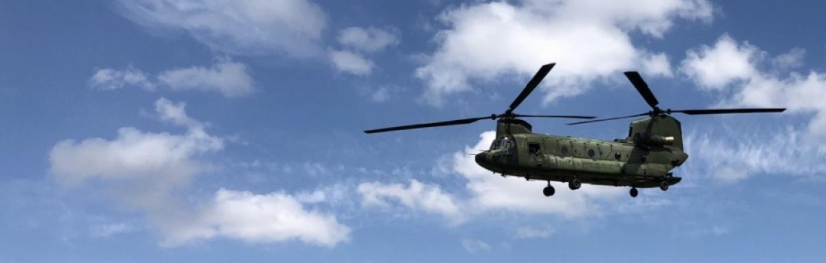Beja: Base Aérea recebe Real Thaw 2019