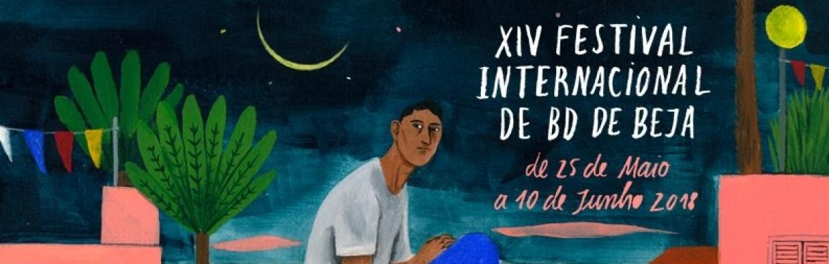 Exposições de BD do Festival Internacional abertas às escolas
