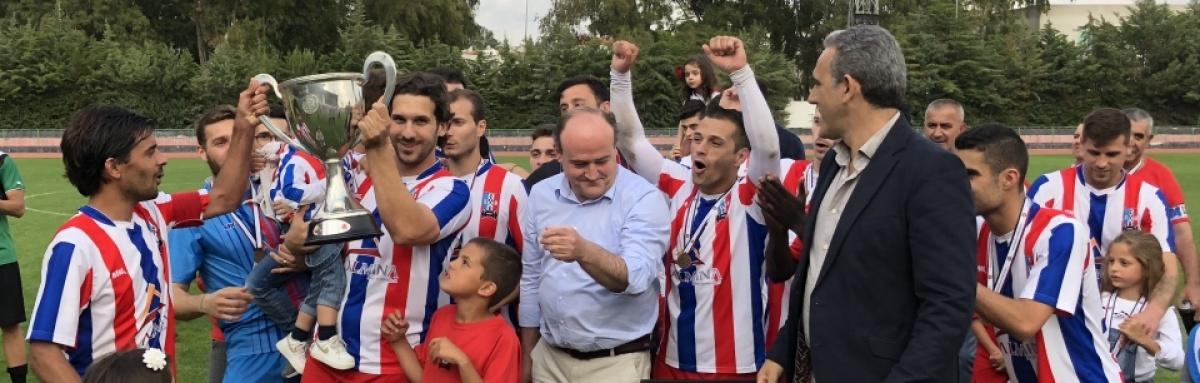 Mineiro Aljustrelense vence Supertaça