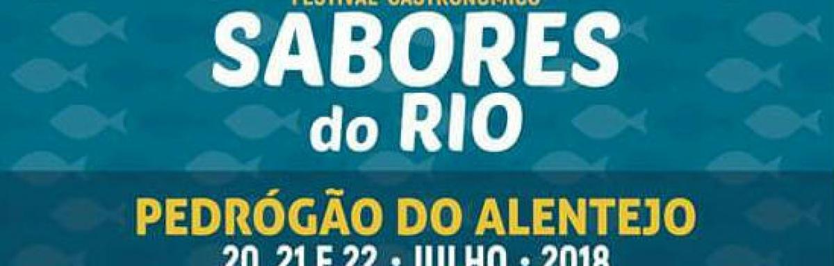Festival Gastronómico Sabores do Rio em Pedrogão do Alentejo