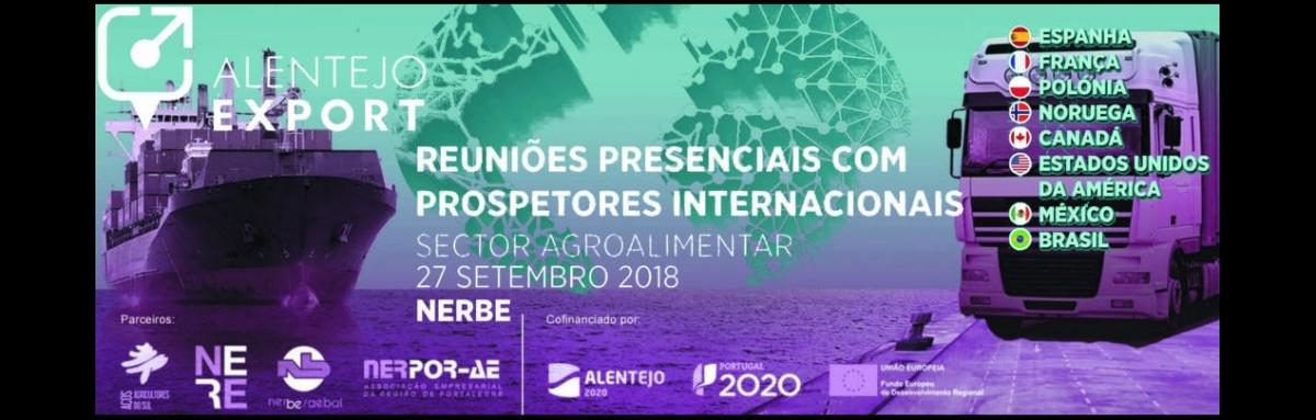 Prospectores de negócio de oito países visitam o Alentejo