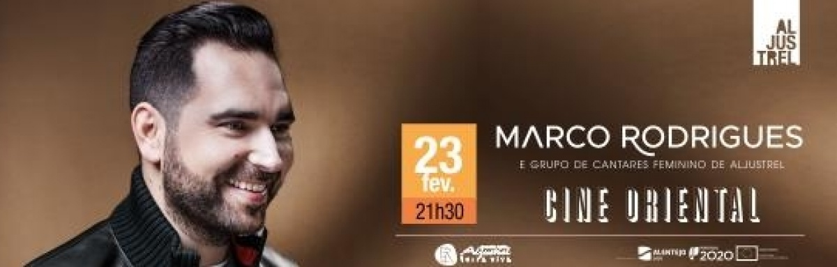 Aljustrel recebe concerto de Marco Rodrigues