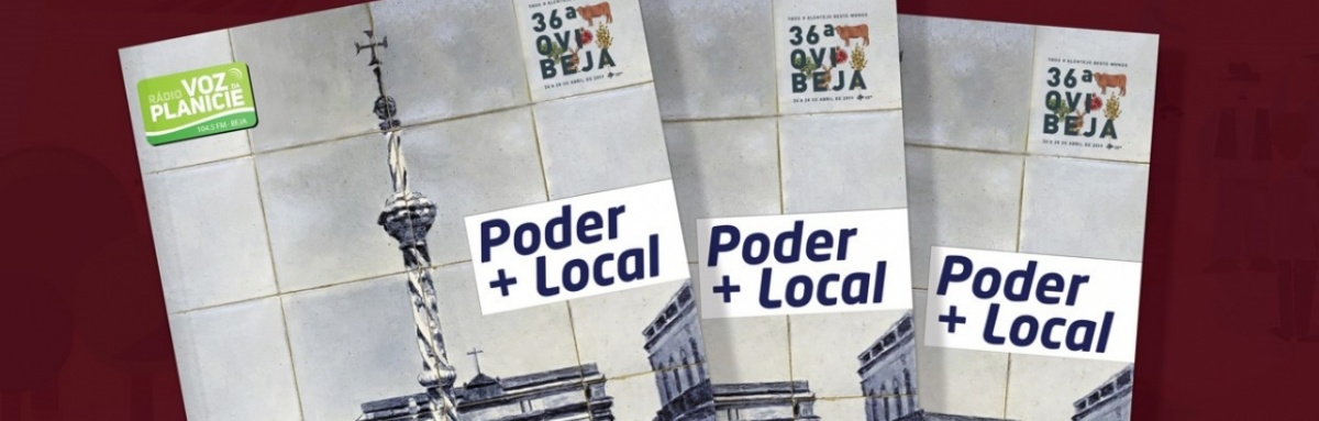 "Revista RVP Ovibeja 2019 sobre ""Poder + Local"""