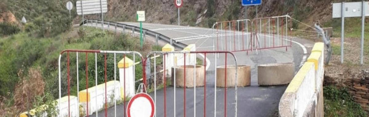 Fronteira entre Barrancos e Ensinasola abre dois dias por semana