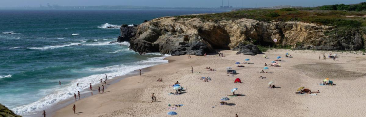 Covid19 obriga a regras de acesso nas Praias de Sines