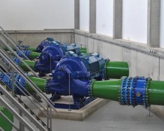7,4 milhões para obras de abastecimento público de água em Beja