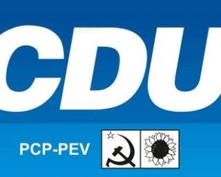 105 sindicalistas do distrito declaram apoio à CDU