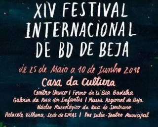 XIV Festival Internacional de BD de Beja foi apresentado hoje