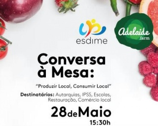 """""""Conversa à Mesa"""" em Aljustrel"""