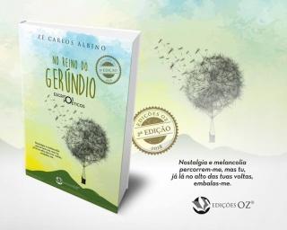 """Apresentação de """"No Reino do Gerúndio"""" de Zé Carlos Albino"""