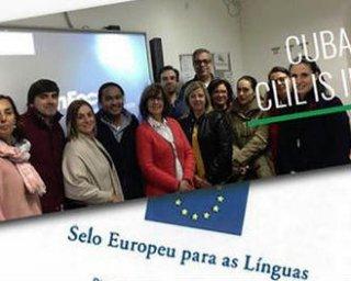 Cuba distinguida com selo Europeu Para as Línguas em 2018