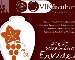 Ervidel prepara-se para receber a Vin&Cultura