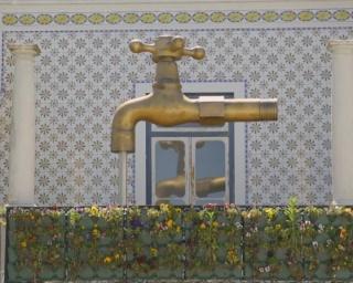 EMAS de Beja com intervenção na rede de água de Santa Vitória