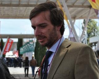 """Gonçalo Valente diz que em 2019 a região ficou """"votada ao esquecimento"""""""