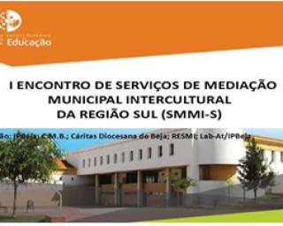 IPBeja: I Encontro de Serviços de Mediação Municipal Intercultural