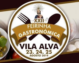 Vila Alva prepara mais uma edição da Feirinha Gastronómica