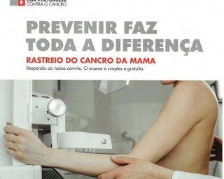 Rastreio do cancro da mama no concelho de Odemira