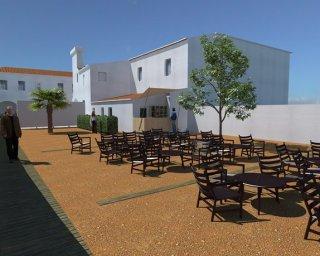 Reabilitação do Logradouro do antigo Clube Bejense com duas propostas em análise