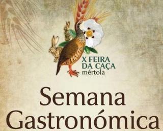 Semana Gastronómica da Caça em Mértola