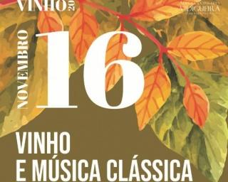 """CRVA propõe para hoje """"vinho e música clássica"""""""