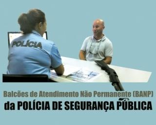 Barrancos: Balcão de Atendimento não permanente da PSP