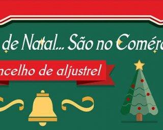 """Em Aljustrel """"Compras de Natal, São no Comércio Local"""""""