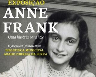 Câmara de Serpa propõe Anne Frank – uma história para hoje