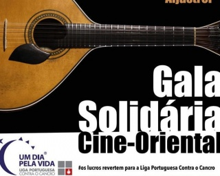 Aljustrel: Gala Solidária a favor da Liga Portuguesa Contra o Cancro