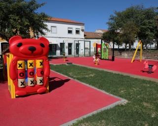 Parque Infantil de Amareleja reabre hoje
