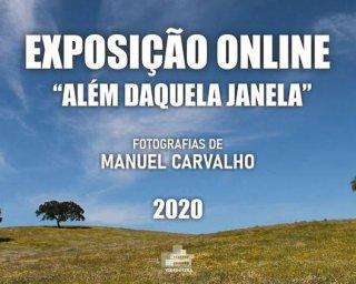 Vidigueira: Manuel Carvalho apresenta exposição on-line
