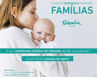 Odemira: Fundos de emergência de 1,25 milhões de euros para famílias e empresas