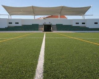 Vidigueira: já abriu o Estádio Municipal