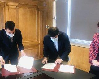 Ourique: assinado acordo para requalificação da EB 2,3/S