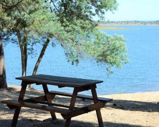 Zona de lazer da Barragem de Odivelas está renovada