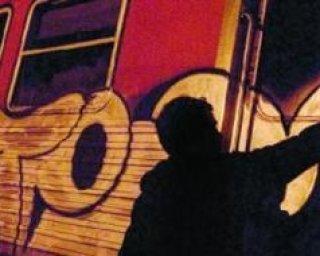 PSP de Beja identificou 3 jovens por pinturas de graffitis em carruagens de comboio