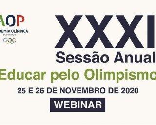 "XXXI Sessão Anual ""Educar pelo Olimpismo"""