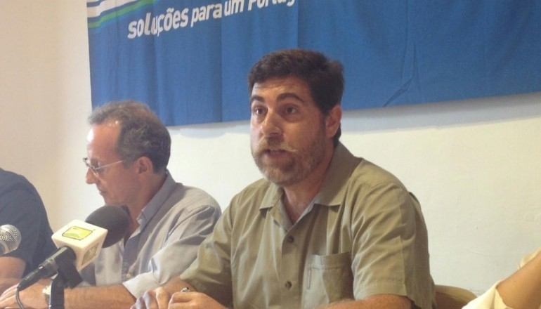 João Ramos foto sede PCP