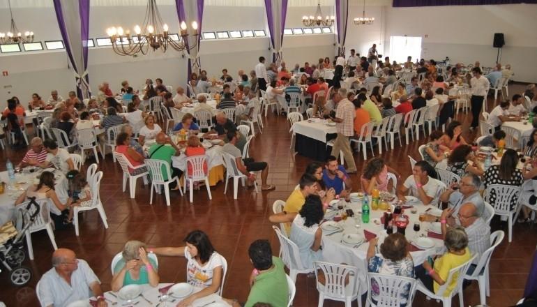 Almoço de cubenses não residentes