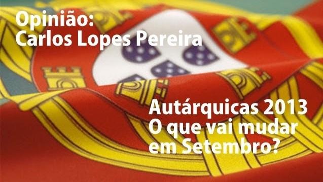 Opinião Carlos Pereira