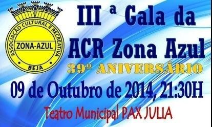 III Gala Zona Azul