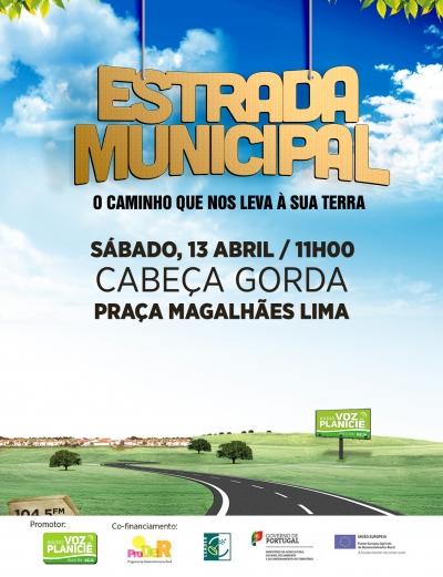 Estrada Municipal - Cabeça Gorda