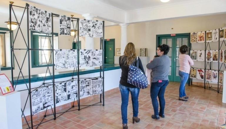 exposição DBteca Odemira